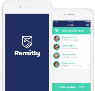 Remitly mobile app