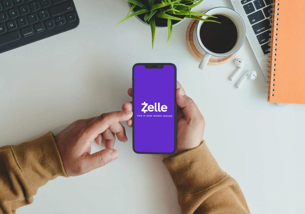 Zelle mobile app