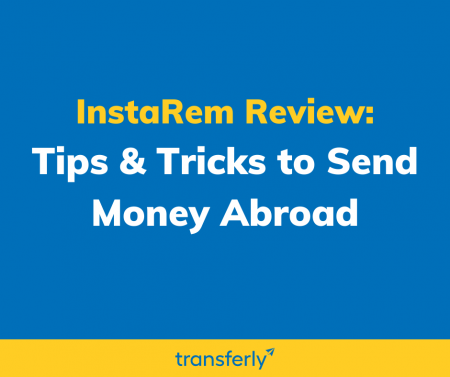 InstaReM Review: Official InstaReM Review from Transferly to send money online