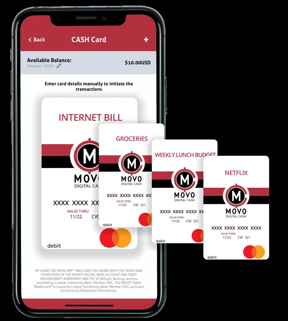 MOVO Debit Mastercard