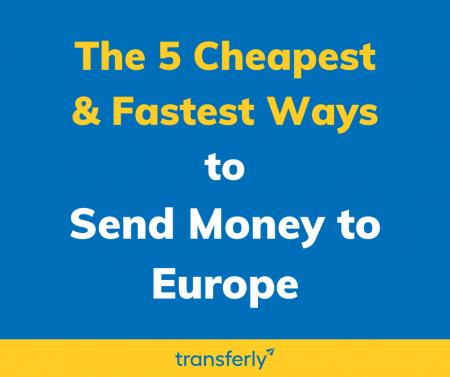 Send Money to Europe
