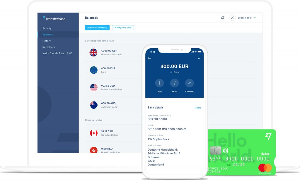 Wise - Transferwise
